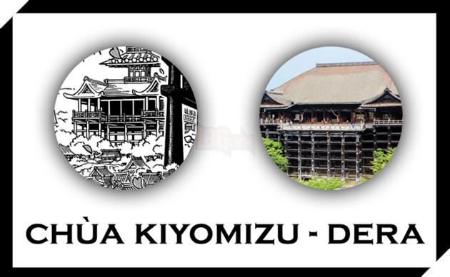 One Piece: 5 công trình kiến trúc văn hóa đặc trưng của Nhật Bản được Oda tái hiện trong vương quốc Wano