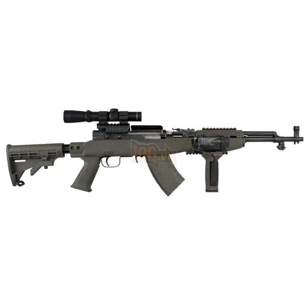 PUBG: Tìm hiểu về SKS - Khẩu súng bắn tỉa đa dụng nhất game 4