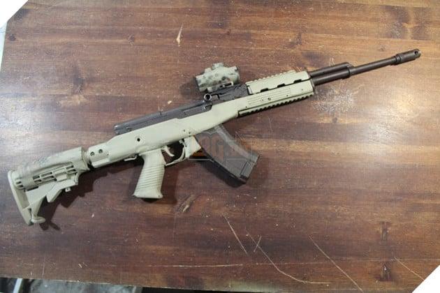 PUBG: Tìm hiểu về SKS - Khẩu súng bắn tỉa đa dụng nhất game 5