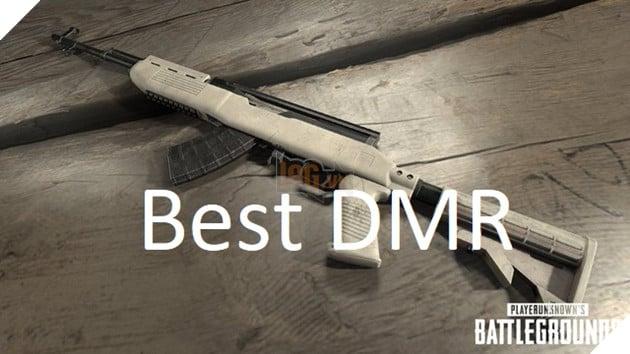PUBG: Tìm hiểu về SKS - Khẩu súng bắn tỉa đa dụng nhất game