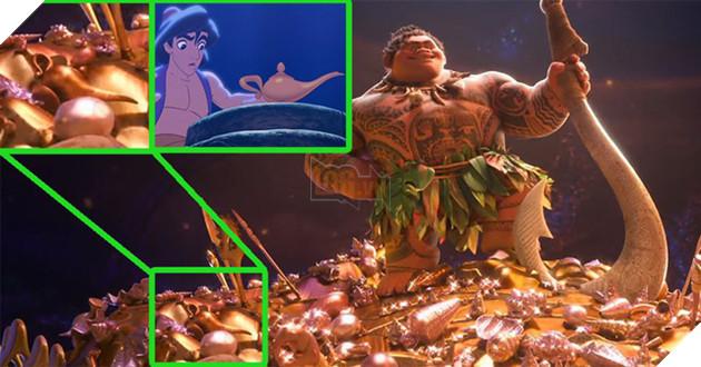 15 chi tiết độc đáo trong phim hoạt hình Disney mà ít người phát hiện ra - Ảnh 19.