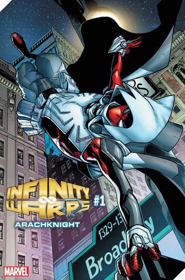 Còn sự kết hợp nào tuyệt vời hơn giữa Spider-Man và Moon Knight, những người bảo vệ âm thầm của thành phố?