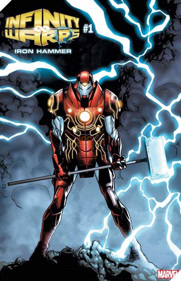 Sự thông minh, công nghệ hiện đại của Tony Stark - Iron Man sẽ là điểm cộng hoàn hảo với sức mạnh thần thánh của Thor