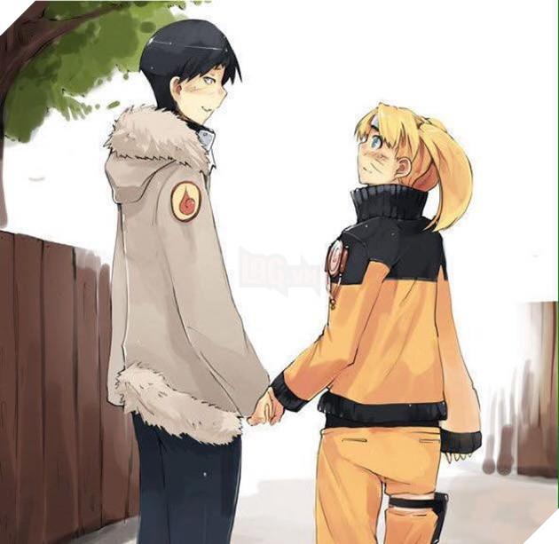 Hinata và Naruto