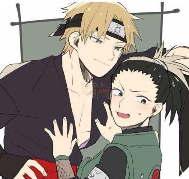 Temari và Shikamaru