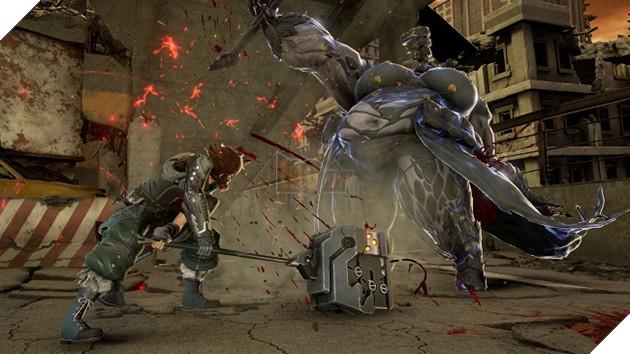 Cứ nghĩ Code Vein giống Dark Souls, ra là vẫn có những khác biệt rõ nét 5