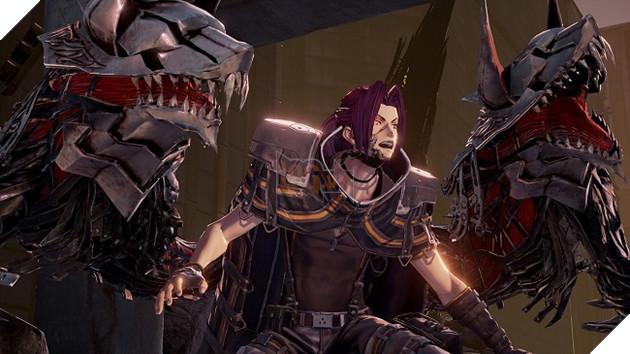 Cứ nghĩ Code Vein giống Dark Souls, ra là vẫn có những khác biệt rõ nét