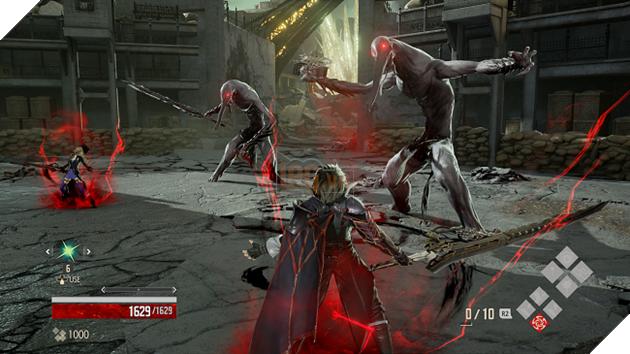 Cứ nghĩ Code Vein giống Dark Souls, ra là vẫn có những khác biệt rõ nét 8
