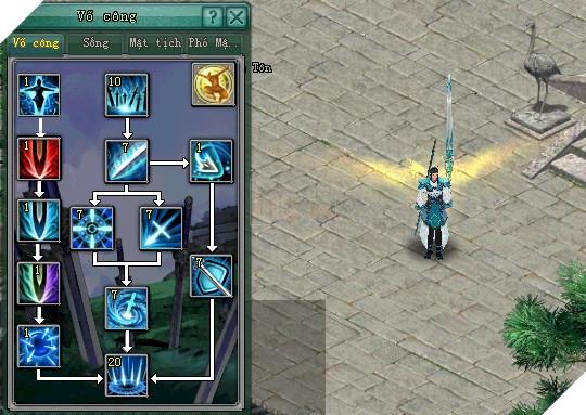 Võ Lâm Truyền Kỳ 2 ra mắt máy chủ mới Chiến Hổ cùng những cập nhật ấn tượng 2