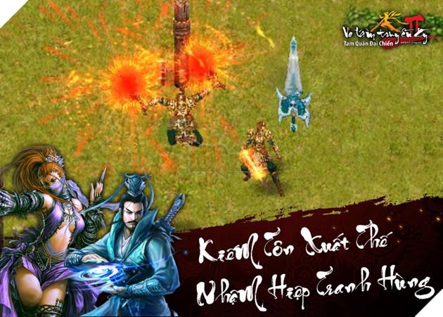 Võ Lâm Truyền Kỳ 2 ra mắt máy chủ mới Chiến Hổ cùng những cập nhật ấn tượng