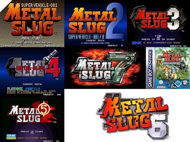 Metal Slug Collection PC