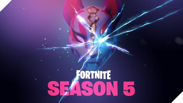 Fortnite ra mắt Season 5 với hình ảnh Teaser cực kì ấn tượng