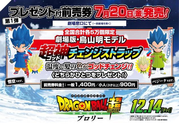 Sau hơn 20 năm, Broly quay trở lại trong Dragon Ball Super: Broly với sức mạnh kinh hoàng 2