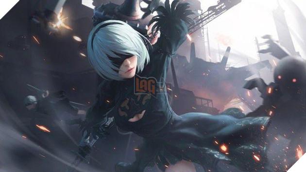 Nier: Automata chính thức được chuyển thể thành truyện tranh - Ảnh 1.