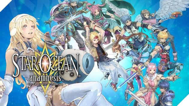 Star Ocean: Anamnesis - RPG hàng khủng của Square Enix chính thức lên mobile miễn phí - Ảnh 1.