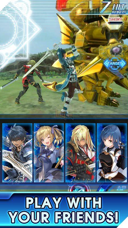 Star Ocean: Anamnesis - RPG hàng khủng của Square Enix chính thức lên mobile miễn phí - Ảnh 2.
