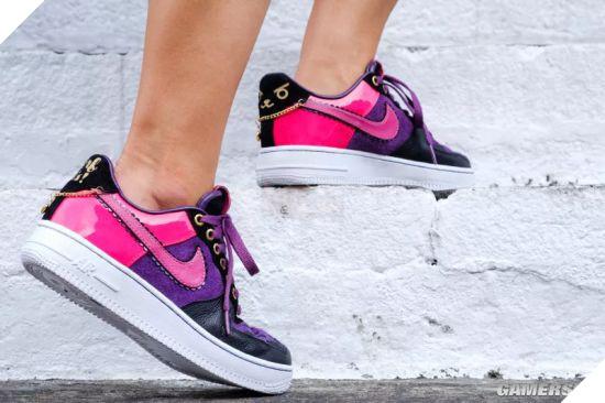Xuất Hiện đôi Giày Nike Mang Thương Hiệu Dva Nổi Tiếng