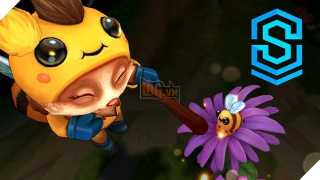 """""""Trụy tim"""" với vẻ đáng yêu của Lulu Nữ Hoàng Ong - Trang phục LMHT tuyệt đẹp do game thủ thiết kế - Ảnh 1."""