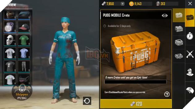 PUBG Mobile: Game thủ chơi ngông dùng hết 16000 UC chỉ để... mở hòm - Ảnh 1.