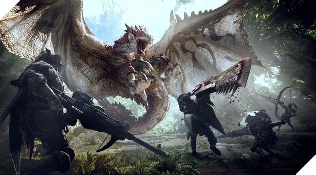 Kết quả hình ảnh cho monster hunter world on steam