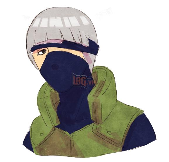 Khi kiểu tóc của Rock Lee trở thành hot trend và được các nhân vật trong Naruto thi nhau lăng xê - Ảnh 1.