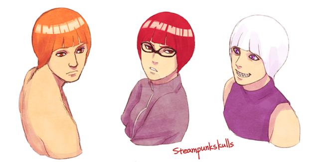 Khi kiểu tóc của Rock Lee trở thành hot trend và được các nhân vật trong Naruto thi nhau lăng xê - Ảnh 4.