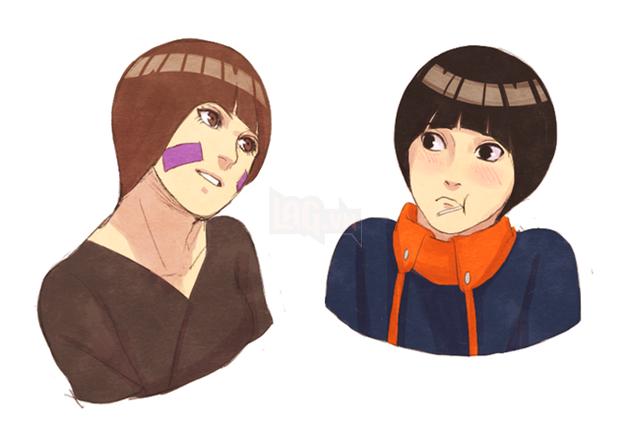 Khi kiểu tóc của Rock Lee trở thành hot trend và được các nhân vật trong Naruto thi nhau lăng xê - Ảnh 8.