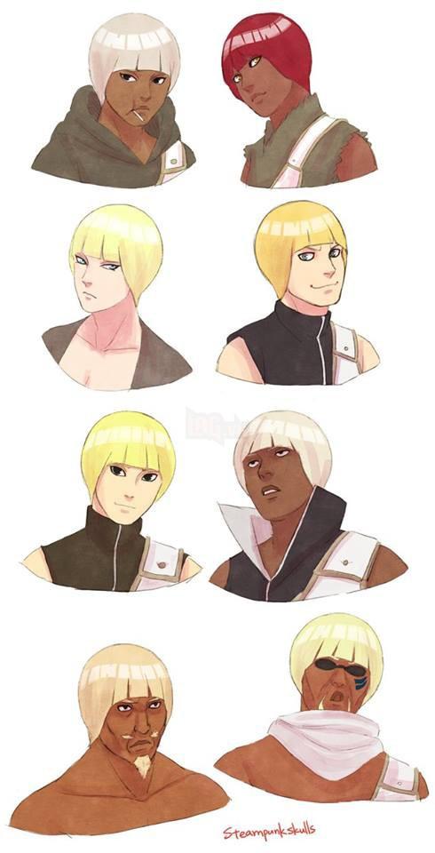 Khi kiểu tóc của Rock Lee trở thành hot trend và được các nhân vật trong Naruto thi nhau lăng xê - Ảnh 9.