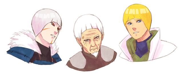 Khi kiểu tóc của Rock Lee trở thành hot trend và được các nhân vật trong Naruto thi nhau lăng xê - Ảnh 11.