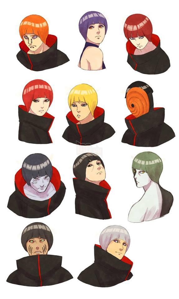 Khi kiểu tóc của Rock Lee trở thành hot trend và được các nhân vật trong Naruto thi nhau lăng xê - Ảnh 13.