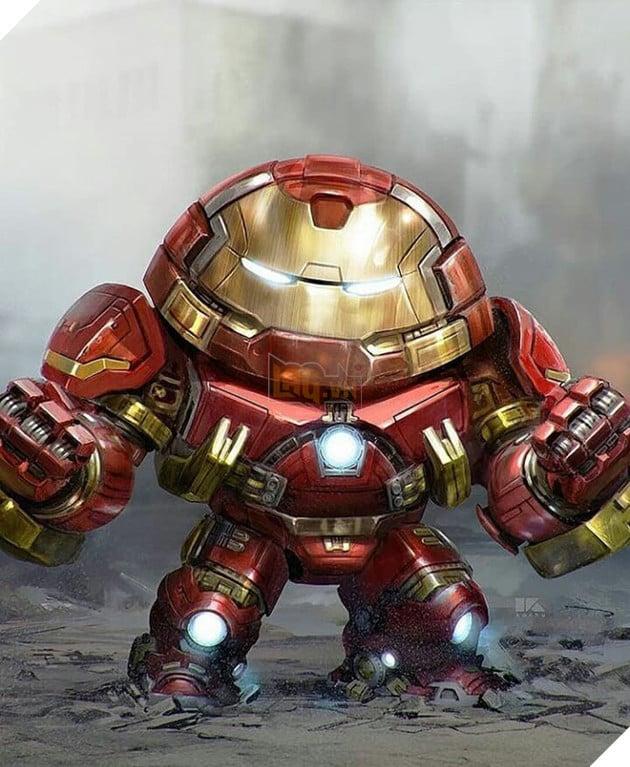 Đổ gục trước những hình ảnh đáng yêu của các siêu anh hùng Avengers tí hon - Ảnh 1.