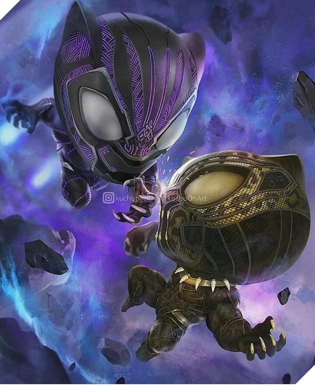 Đổ gục trước những hình ảnh đáng yêu của các siêu anh hùng Avengers tí hon - Ảnh 4.