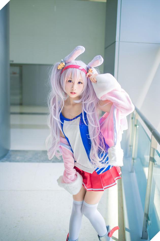 Cùng ngắm cosplay thiên thần loli trong game di động Azur Lane - Ảnh 18.
