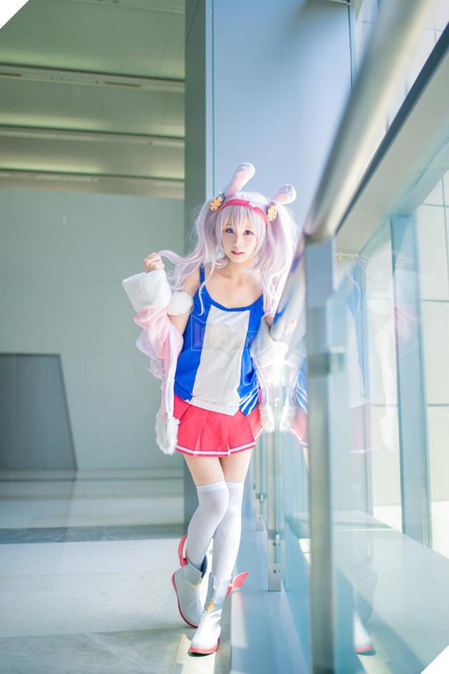 Cùng ngắm cosplay thiên thần loli trong game di động Azur Lane - Ảnh 19.