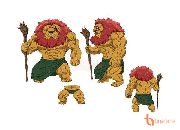 MOVIE NANATSU NO TAIZAI - chi tiết năng lực 6 thành viên của Lục Hắc Kị Sĩ 8