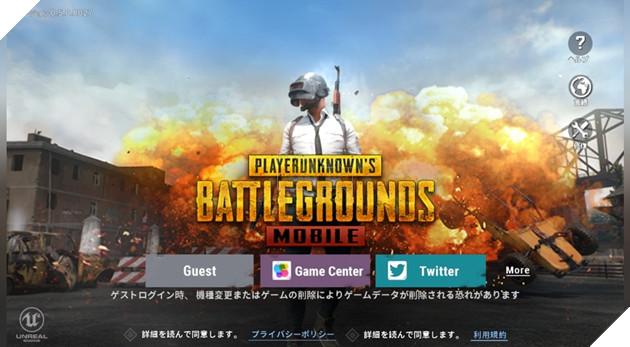 Đạt 4,5 triệu lượt tải về, tính ra cứ mỗi tháng PUBG Mobile Nhật Bản lại có thêm hơn 2 triệu download