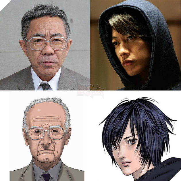 Image result for inuyashiki liveaction