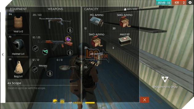 Garena Free Fire: Toàn tập về phụ kiện vũ khí trong game 6