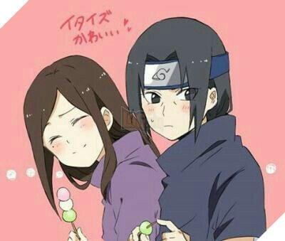 Naruto: Có thể bạn chưa biết, Uchiha Itachi cũng từng yêu điên dại một cô gái - Ảnh 1.
