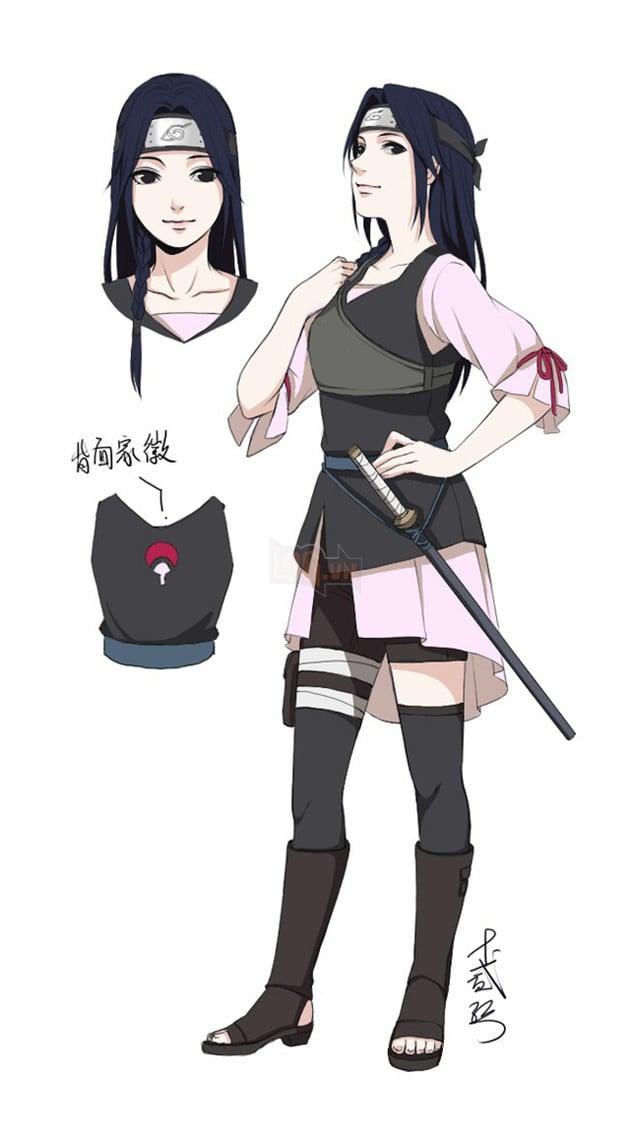 Naruto: Có thể bạn chưa biết, Uchiha Itachi cũng từng yêu điên dại một cô gái - Ảnh 2.