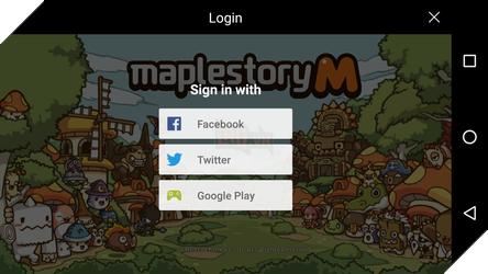 Tất tần tật điều cần biết về tài khoản MapleStory M trước khi chơi 5