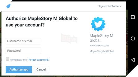 Tất tần tật điều cần biết về tài khoản MapleStory M trước khi chơi 8
