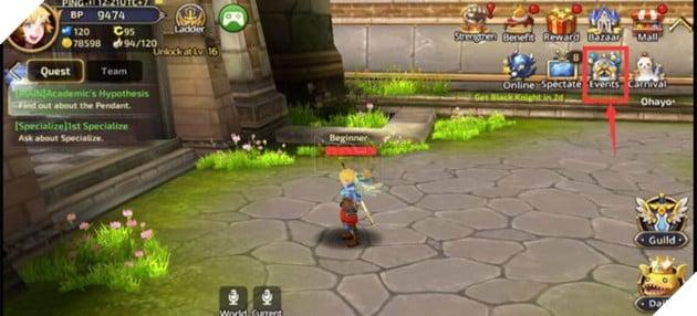 Dragon Nest Mobile: Top 12 hướng dẫn tân thủ bắt buộc cần biết để chơi game nhanh nhất 15