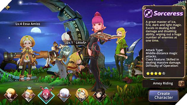 Dragon Nest Mobile: Top 12 hướng dẫn tân thủ bắt buộc cần biết để chơi game nhanh nhất 5