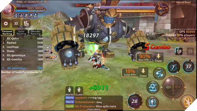 Dragon Nest Mobile: Top 12 hướng dẫn tân thủ bắt buộc cần biết để chơi game nhanh nhất 11
