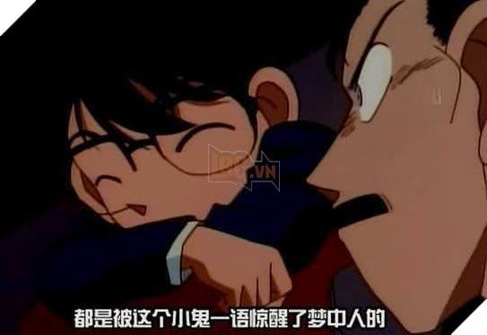 4 bằng chứng cho thấy Ông Mori đã phát hiện Conan chính là Shinichi mà chỉ có những fan ruột mới thấy được 5