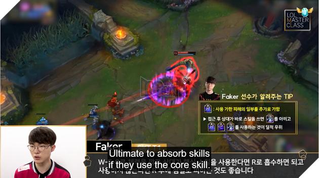 LMHT: Faker tiếp tục hướng dẫn chơi Zed, vị tướng từng làm nên thương hiệu của mình 7