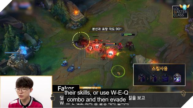 LMHT: Faker tiếp tục hướng dẫn chơi Zed, vị tướng từng làm nên thương hiệu của mình 6