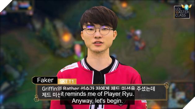 LMHT: Faker tiếp tục hướng dẫn chơi Zed, vị tướng từng làm nên thương hiệu của mình 2
