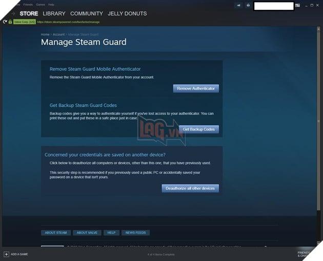 Hướng dẫn sử dụng tính năng chia sẻ thư viện game Steam Family Sharing 4